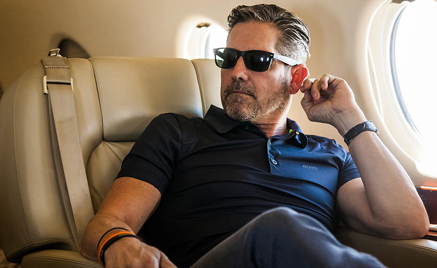 Grant Cardone: Self-Made Real Estate Mogul