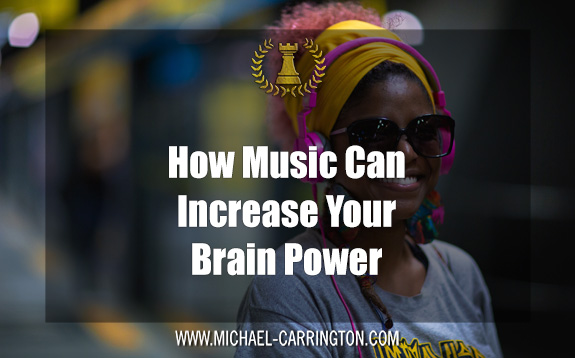 using music for brain power
